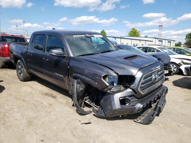 Vehiculos salvage en venta de Copart Finksburg, MD: 2017 Toyota Tacoma DOU
