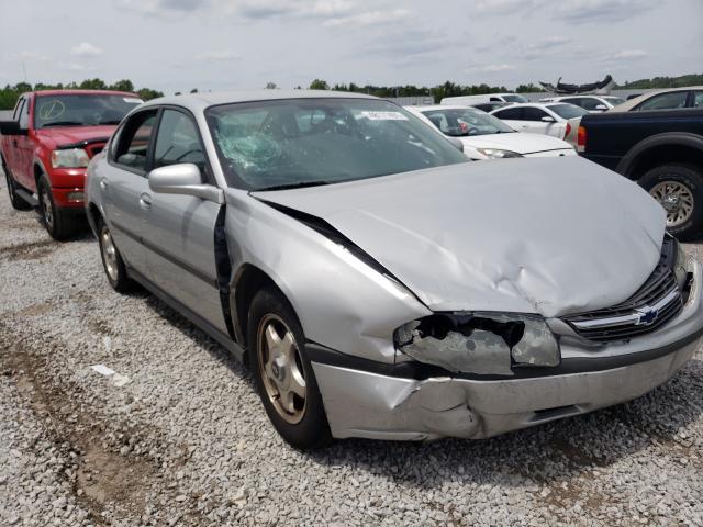 Vehiculos salvage en venta de Copart Louisville, KY: 2004 Chevrolet Impala