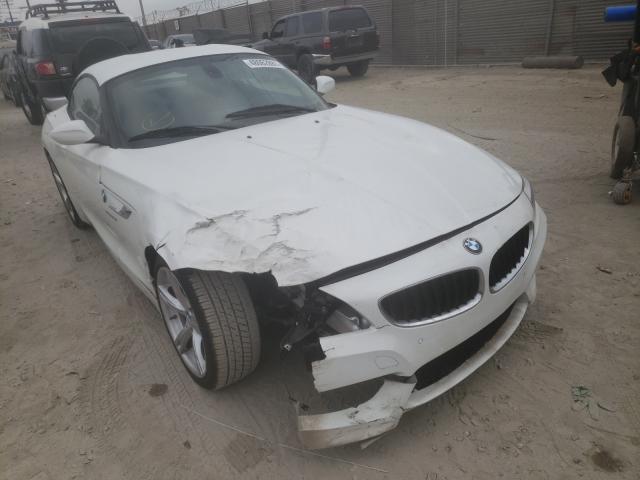 BMW Vehiculos salvage en venta: 2014 BMW Z4 SDRIVE2