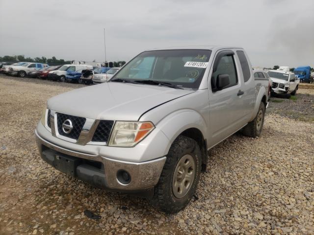 Nissan Vehiculos salvage en venta: 2005 Nissan Frontier K
