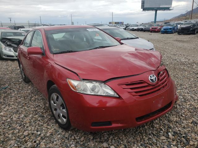 Salvage 2009 TOYOTA CAMRY - Small image. Lot 47452521