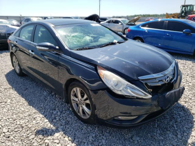 Salvage cars for sale from Copart Lawrenceburg, KY: 2013 Hyundai Sonata SE
