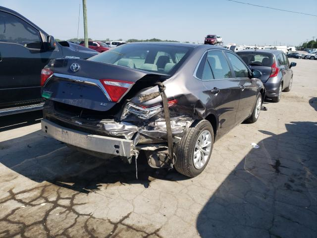 2015 TOYOTA CAMRY LE 4T4BF1FK0FR474846