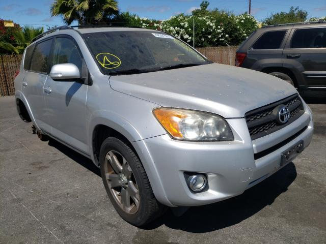 Salvage cars for sale from Copart San Martin, CA: 2011 Toyota Rav4 Sport
