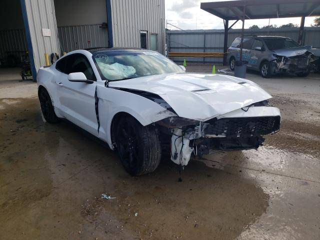 Vehiculos salvage en venta de Copart Florence, MS: 2018 Ford Mustang