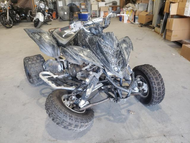 Salvage cars for sale from Copart Duryea, PA: 2011 Yamaha YFM700 R
