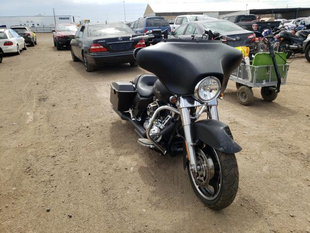 Salvage cars for sale from Copart Brighton, CO: 2013 Harley-Davidson Flhx Street