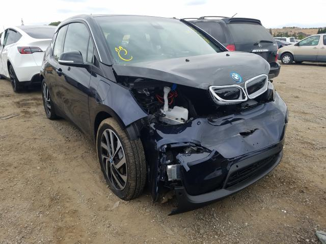 Salvage cars for sale from Copart San Martin, CA: 2020 BMW I3 REX