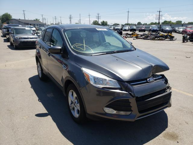 Salvage cars for sale from Copart Nampa, ID: 2016 Ford Escape SE