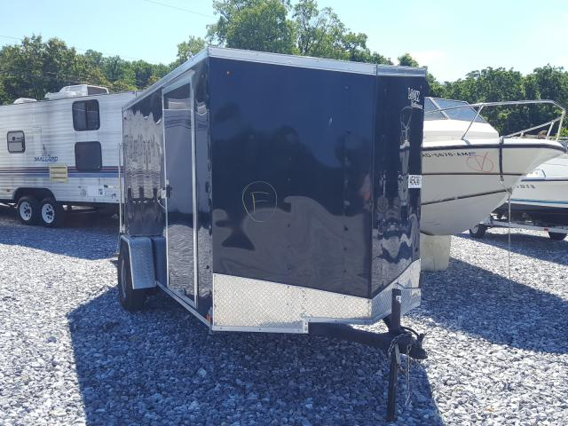 Look Trailer salvage cars for sale: 2019 Look Trailer