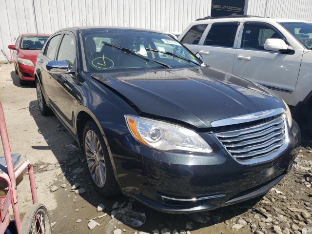 Vehiculos salvage en venta de Copart Windsor, NJ: 2011 Chrysler 200