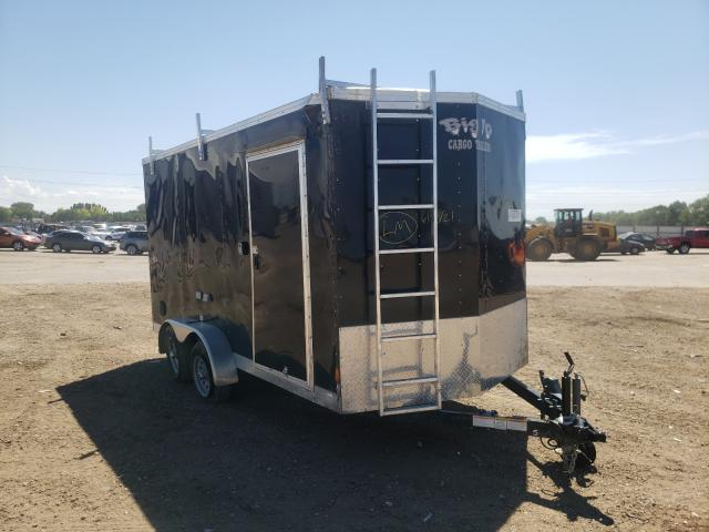 Salvage cars for sale from Copart Nampa, ID: 2020 Cargo Trailer