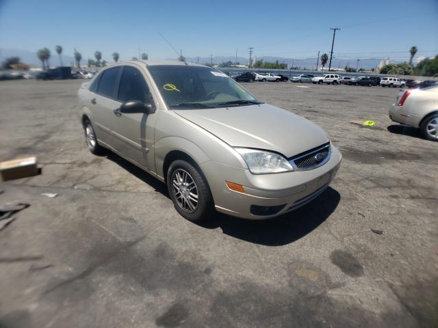 Salvage cars for sale from Copart Colton, CA: 2006 Ford Focus ZX4