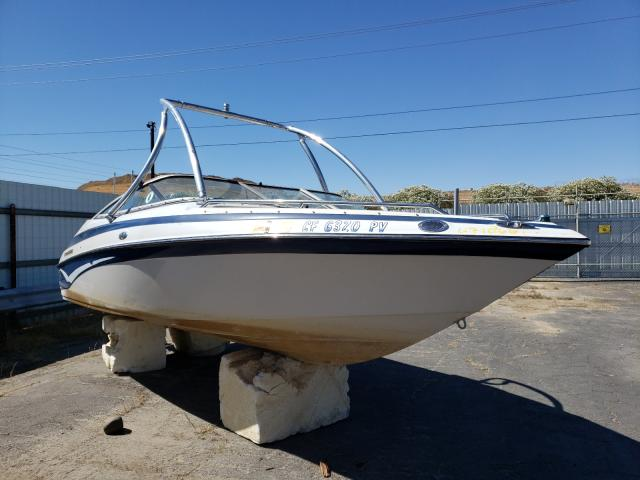 Crownline salvage cars for sale: 2002 Crownline Boat