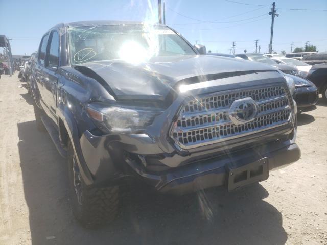 Toyota Vehiculos salvage en venta: 2019 Toyota Tacoma DOU