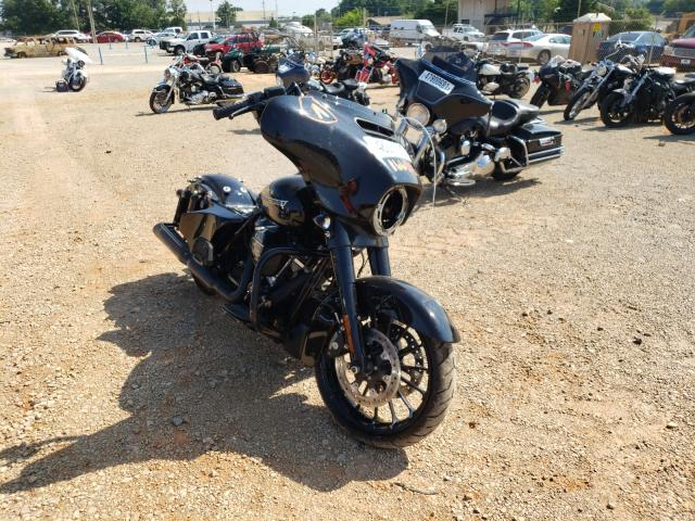 Salvage cars for sale from Copart Tanner, AL: 2019 Harley-Davidson Flhxs