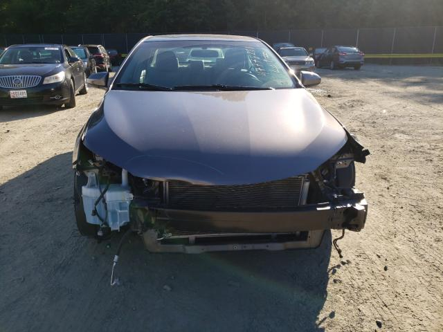 2016 TOYOTA CAMRY LE 4T4BF1FK2GR545319
