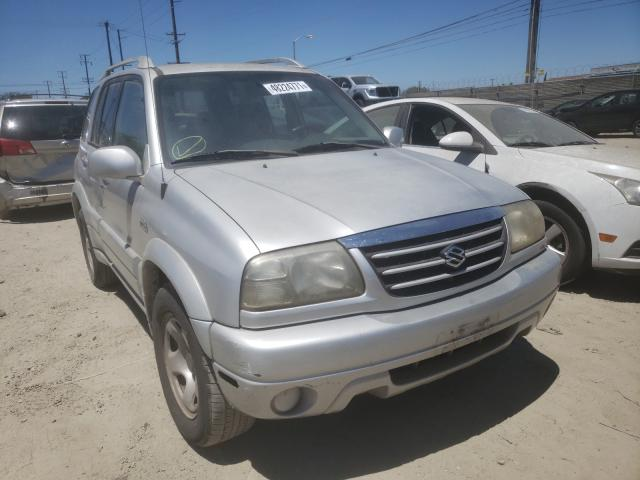 Suzuki salvage cars for sale: 2004 Suzuki Grand Vitara