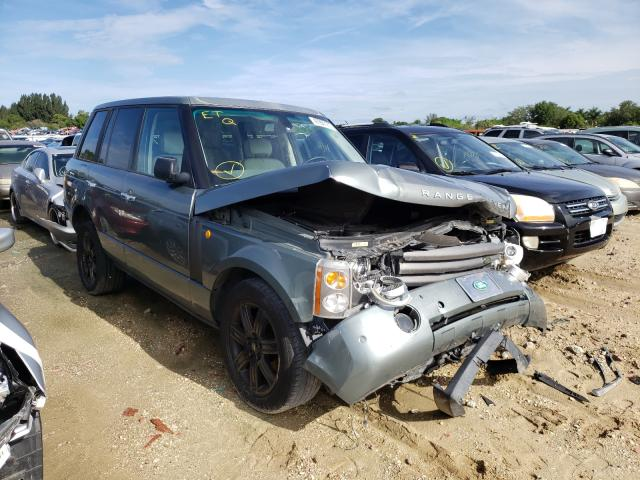 Salvage cars for sale at Punta Gorda, FL auction: 2004 Land Rover Range Rover