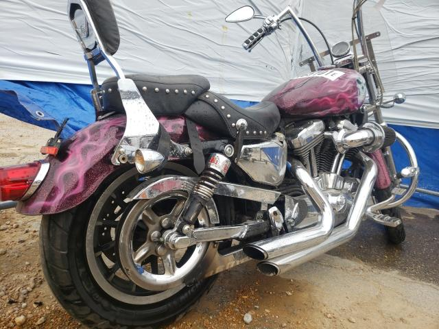 Salvage cars for sale from Copart Bridgeton, MO: 2009 Harley-Davidson XL1200 L