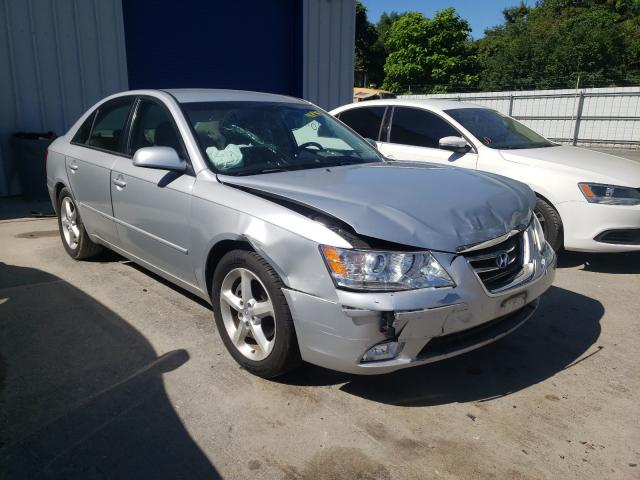 Vehiculos salvage en venta de Copart Glassboro, NJ: 2010 Hyundai Sonata SE