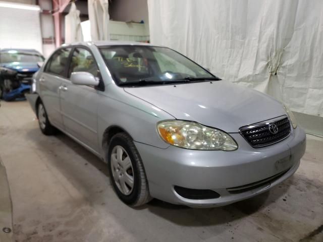 Salvage cars for sale from Copart Leroy, NY: 2006 Toyota Corolla
