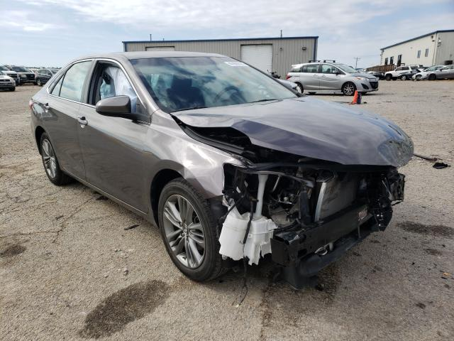 Salvage cars for sale from Copart Chatham, VA: 2017 Toyota Camry LE