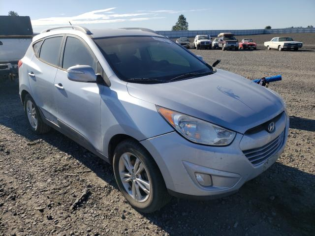 Salvage cars for sale from Copart Airway Heights, WA: 2013 Hyundai Tucson GLS
