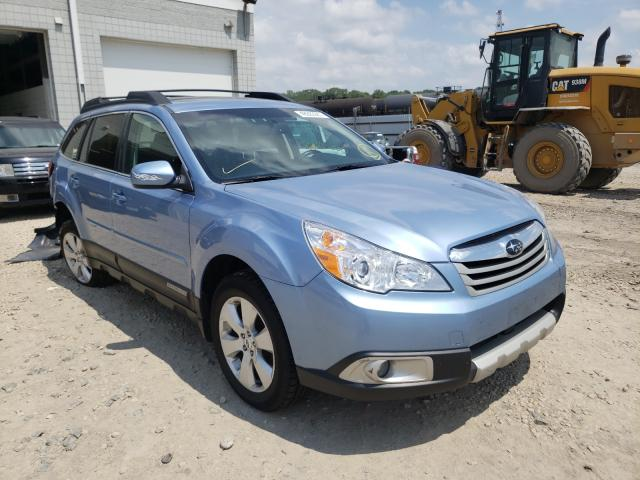 Salvage cars for sale from Copart Blaine, MN: 2012 Subaru Outback 2