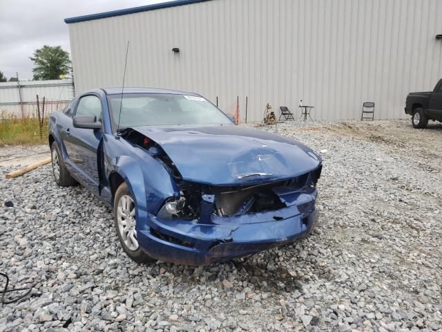 Salvage 2006 FORD MUSTANG - Small image. Lot 48197521