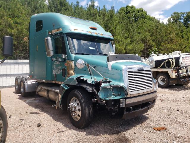 Salvage trucks for sale at Charles City, VA auction: 1998 Freightliner Convention