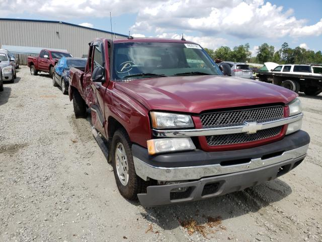 Salvage cars for sale from Copart Spartanburg, SC: 2004 Chevrolet Silverado