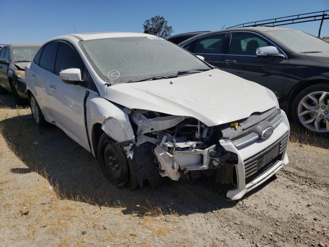 Ford salvage cars for sale: 2012 Ford Focus SEL