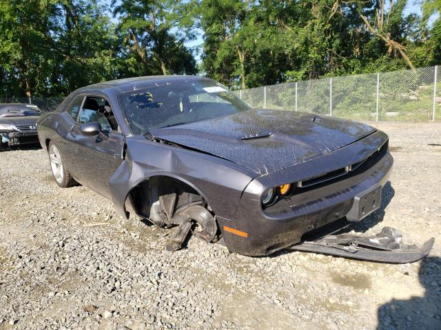 Salvage cars for sale from Copart Baltimore, MD: 2016 Dodge Challenger