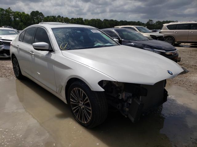 BMW Vehiculos salvage en venta: 2018 BMW 530 I
