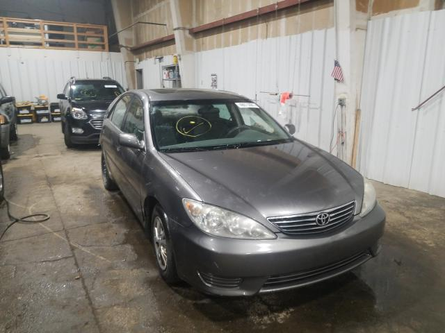 Salvage cars for sale from Copart Anchorage, AK: 2006 Toyota Camry LE