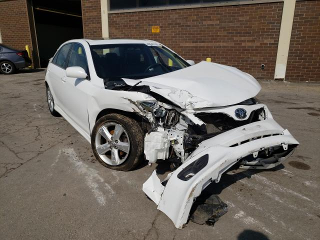 Salvage cars for sale from Copart Wheeling, IL: 2011 Toyota Camry Base