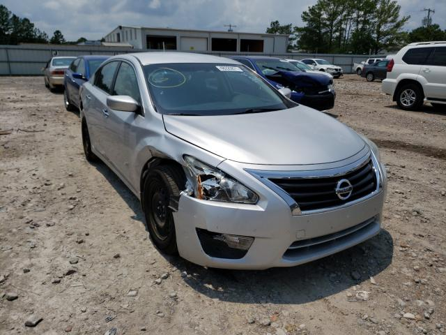 Nissan Altima 2.5 Vehiculos salvage en venta: 2015 Nissan Altima 2.5