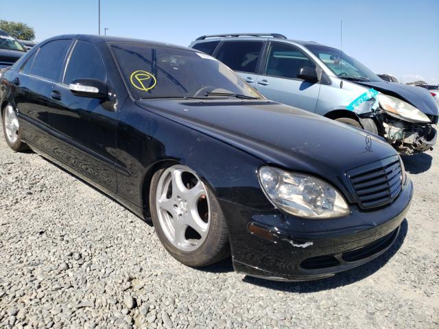 Mercedes-Benz salvage cars for sale: 2004 Mercedes-Benz S 500