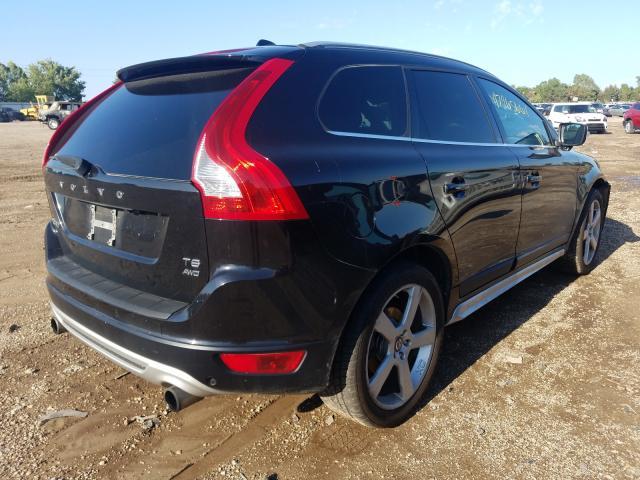 2011 VOLVO XC60 T6 YV4902DZ4B2161774