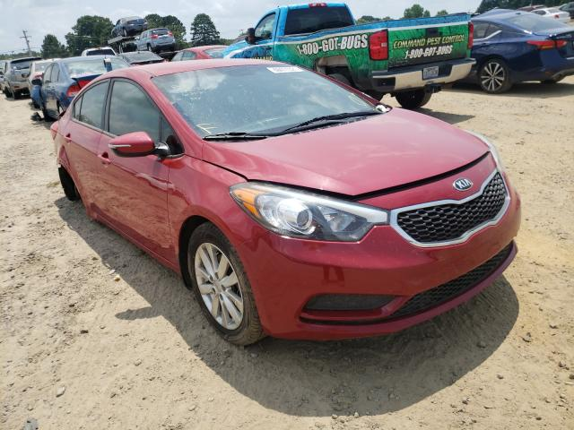 2016 KIA Forte LX for sale in Conway, AR