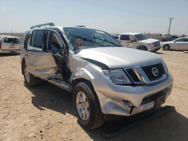 Salvage cars for sale from Copart Andrews, TX: 2012 Nissan Pathfinder