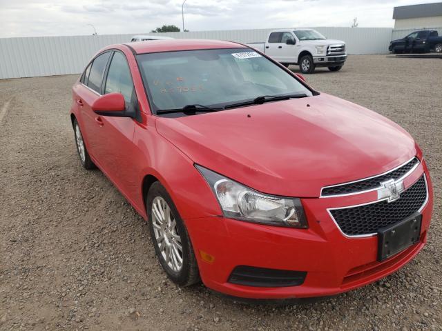Vehiculos salvage en venta de Copart Bismarck, ND: 2014 Chevrolet Cruze ECO