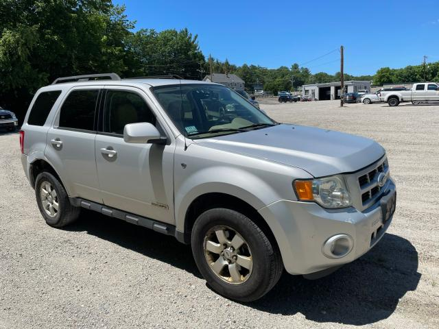 Vehiculos salvage en venta de Copart North Billerica, MA: 2008 Ford Escape LIM