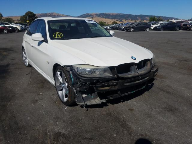 Salvage cars for sale from Copart San Martin, CA: 2011 BMW 335 I