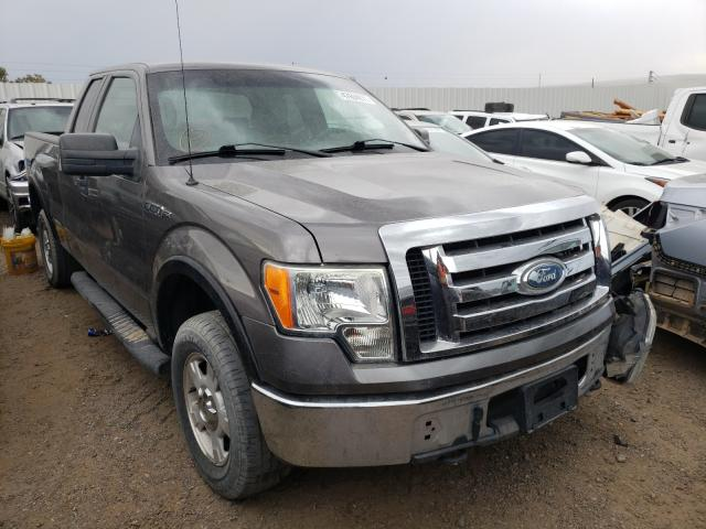 Salvage cars for sale from Copart Albuquerque, NM: 2009 Ford F150 Super