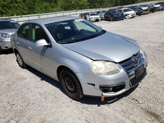 Volkswagen salvage cars for sale: 2006 Volkswagen Jetta Valu
