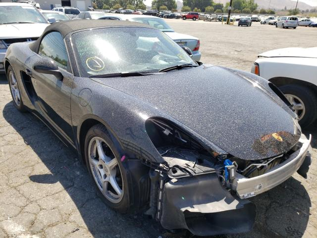 Salvage cars for sale from Copart Colton, CA: 2013 Porsche Boxster