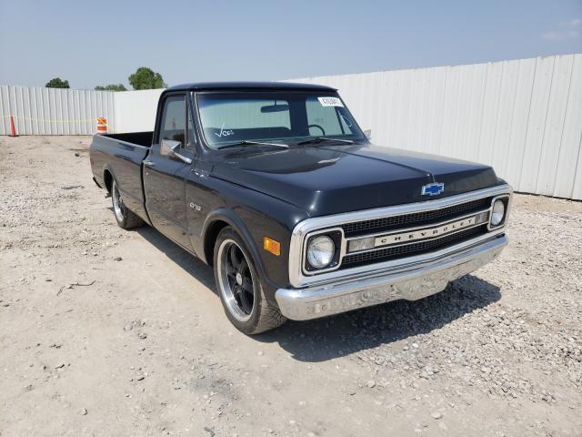 Carros salvage clásicos a la venta en subasta: 1970 Chevrolet C-10