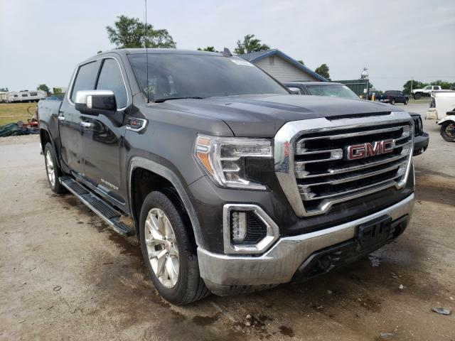 Salvage cars for sale from Copart Sikeston, MO: 2021 GMC Sierra K15